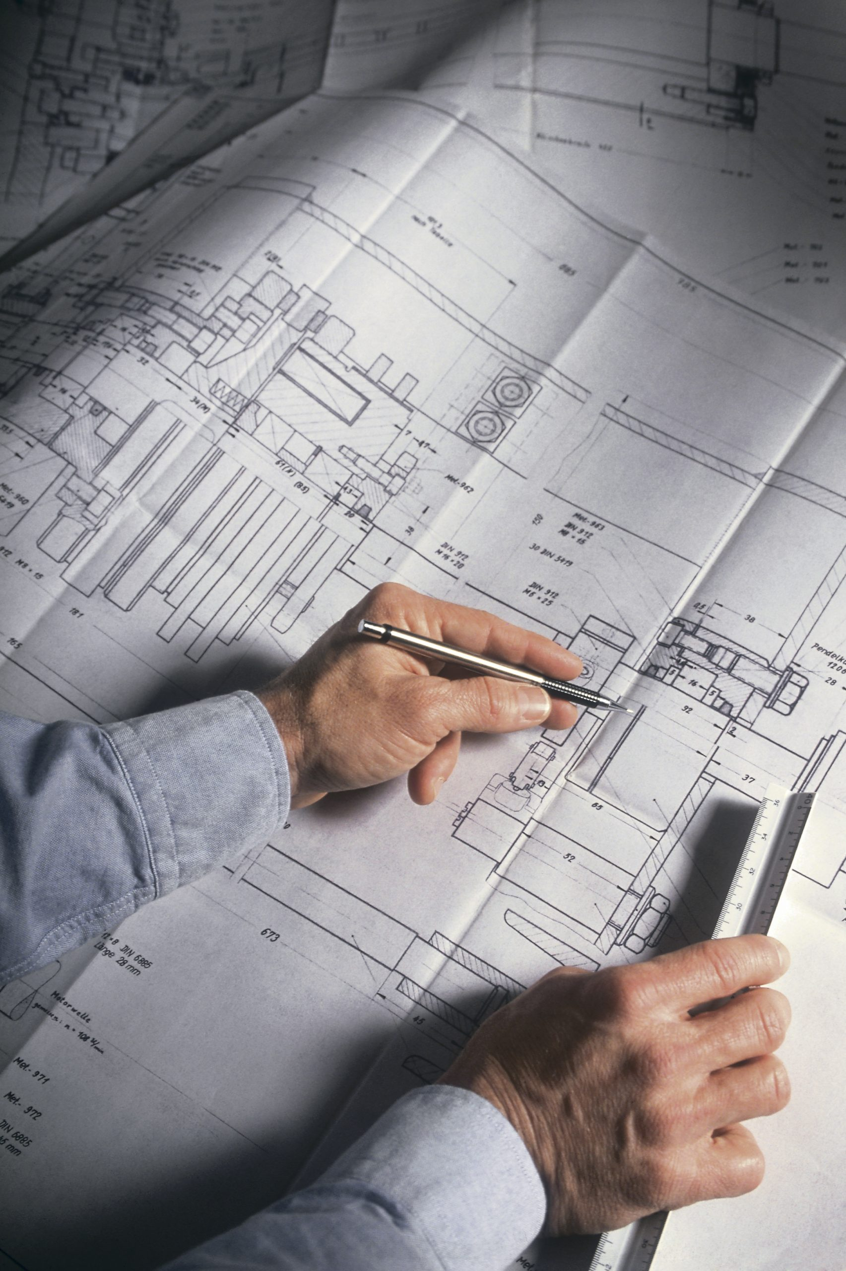 Structural Engineering and Blueprints